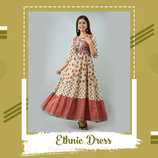 Ladies Indian Wear Range
