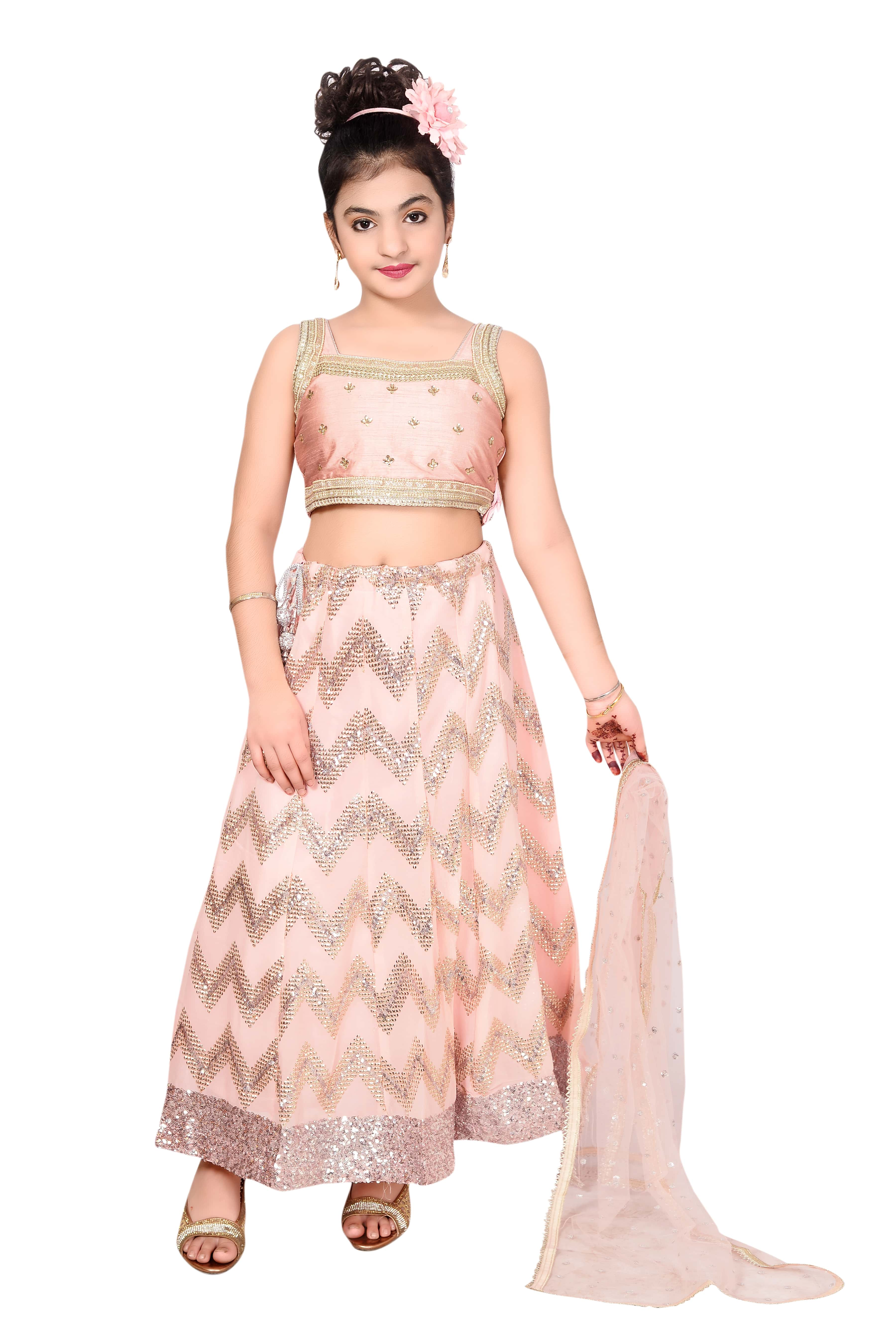 Latest Fashion Kids Ethnic Wear