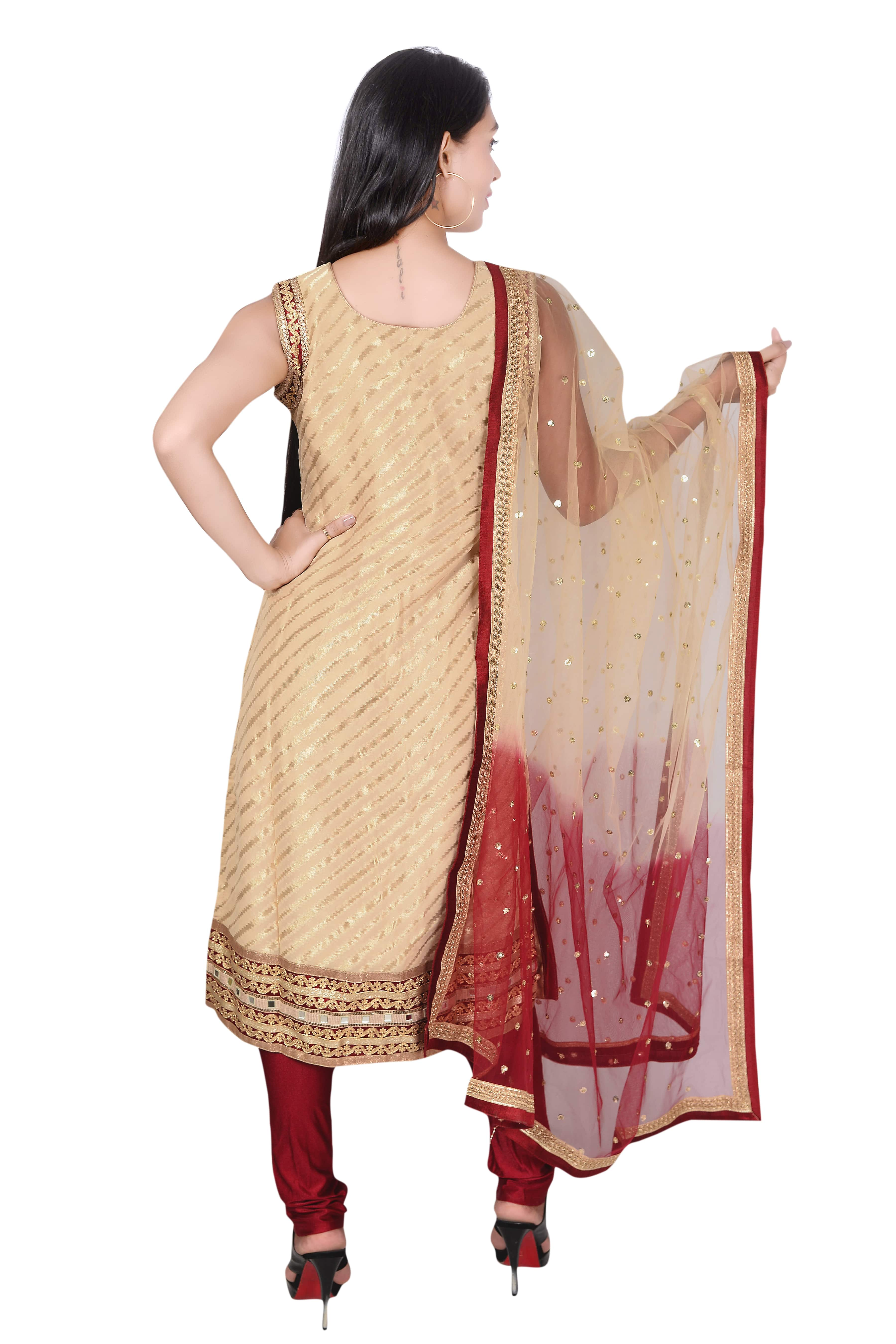 Ladies Punjabi Suits In Meerut