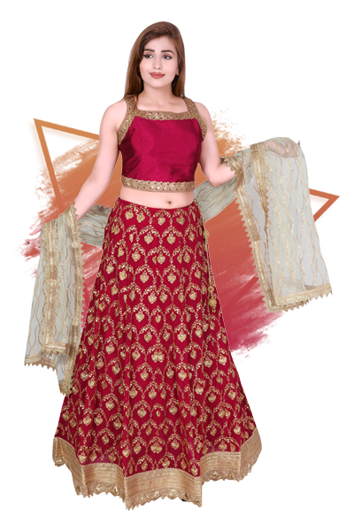 Lehenga Choli In Mathura
